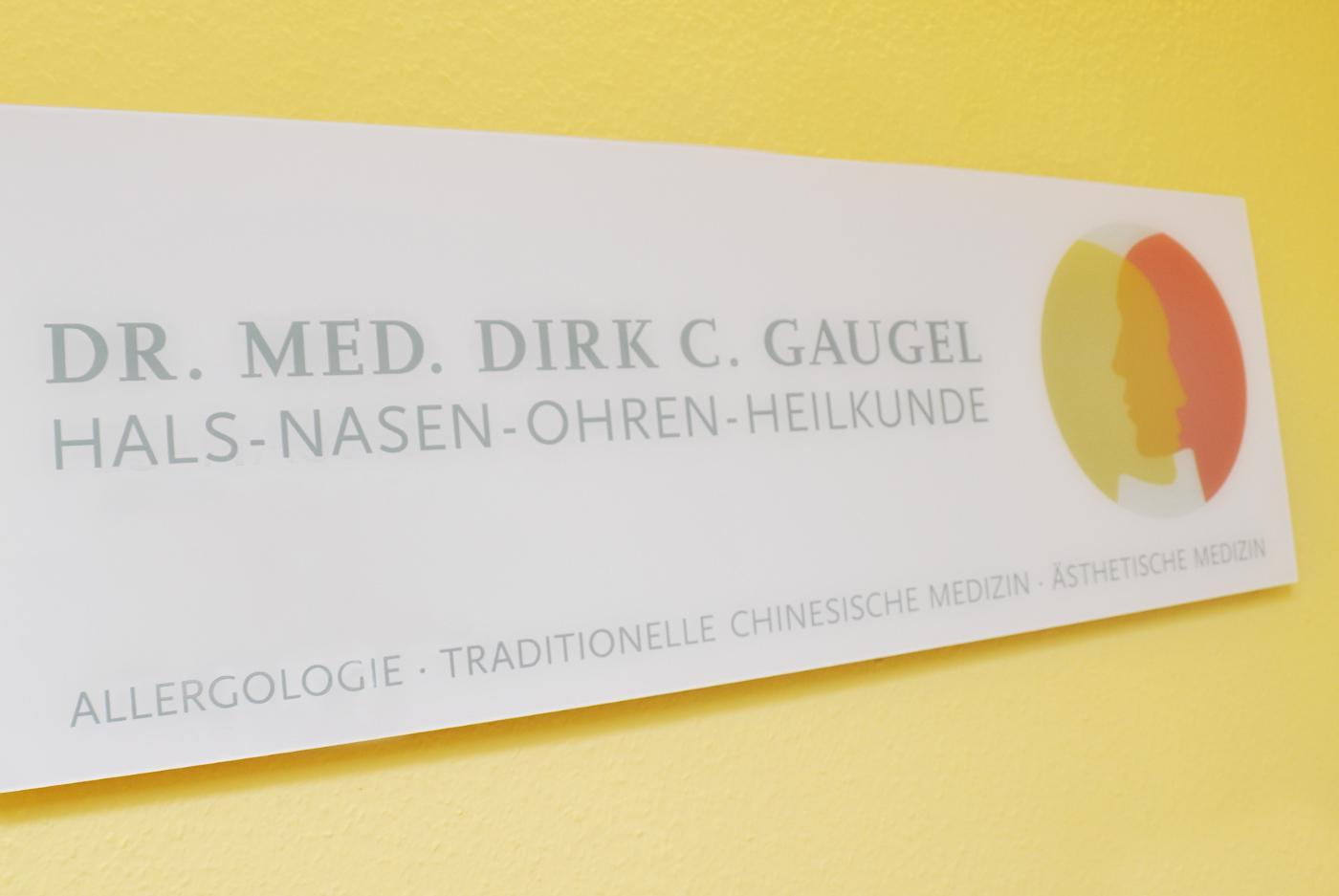 Dr. Gaugel, HNO, Arzt, Konstanz